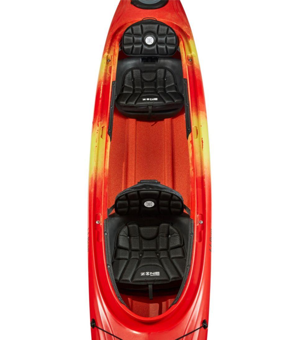 Manatee Deluxe Tandem Kayak Package, 14.5'