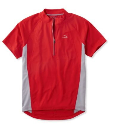 Comfort Cycling Jersey, Short-Sleeve