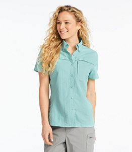 Women's Tropicwear Shirt, Short-Sleeve