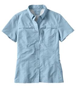 Women's Tropicwear Shirt, Short-Sleeve