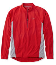 Comfort Cycling Jersey, Long-Sleeve