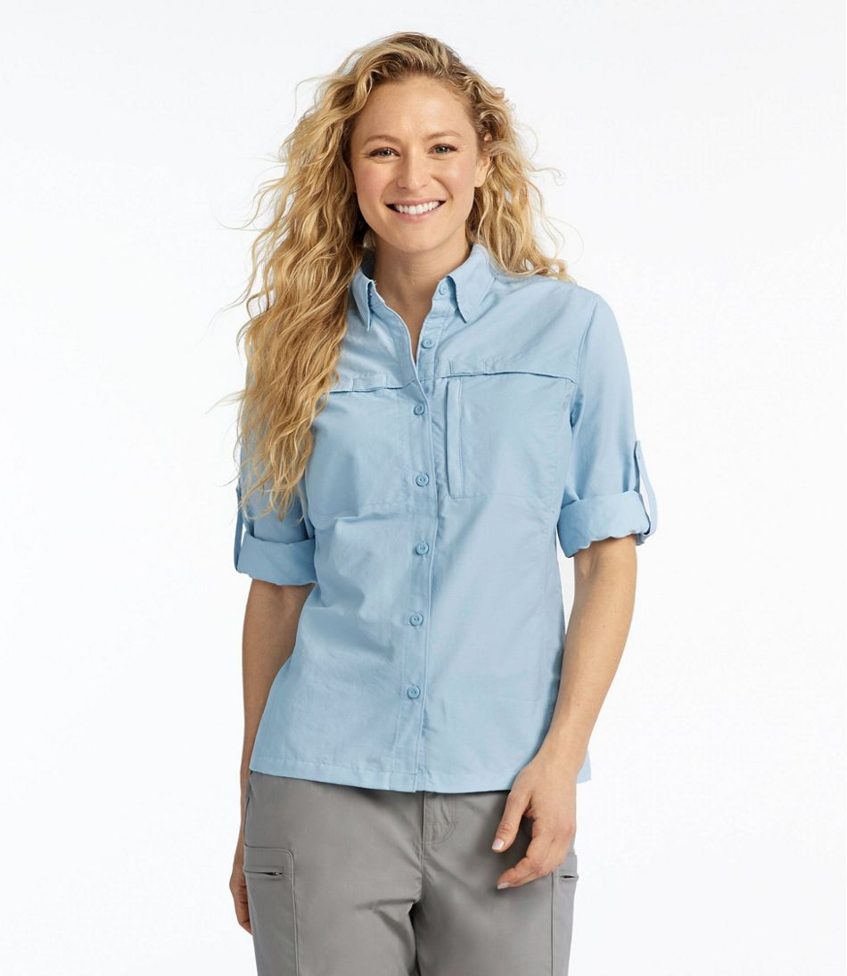 Women's Tropicwear Shirt, Long-Sleeve