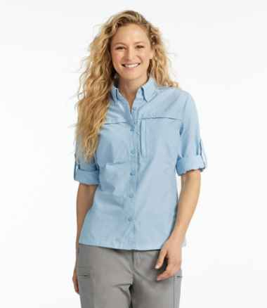 Women's Tropicwear Shirt, Long-Sleeve