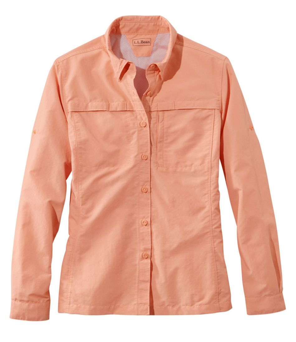 Tropicwear Shirt, Long-Sleeve
