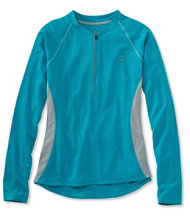 Women's Comfort Cycling Jersey, Long-Sleeve