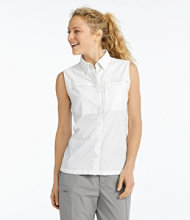 Women's Tropicwear Shirt, Sleeveless