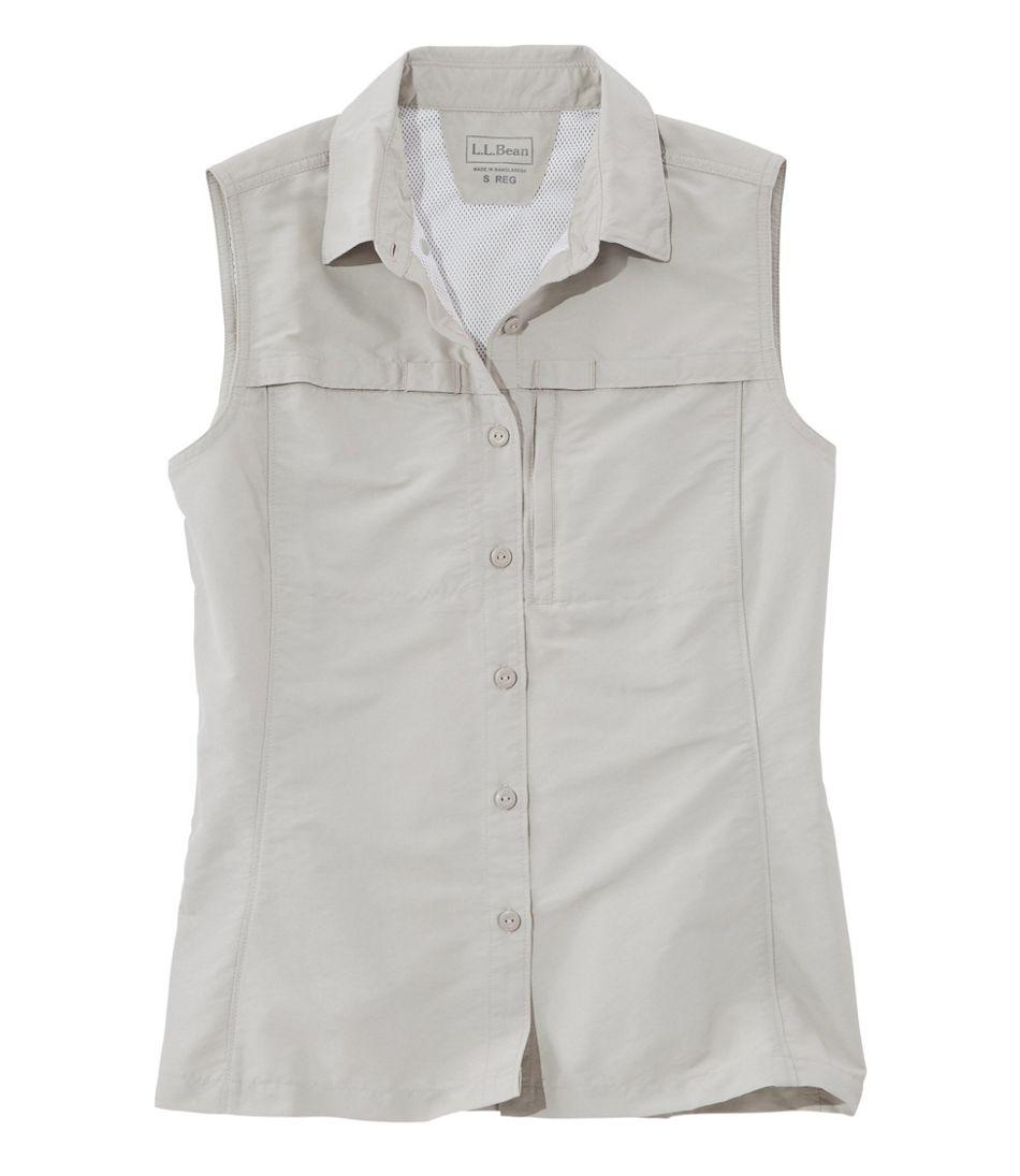 Women's Tropicwear Shirt, Sleeveless