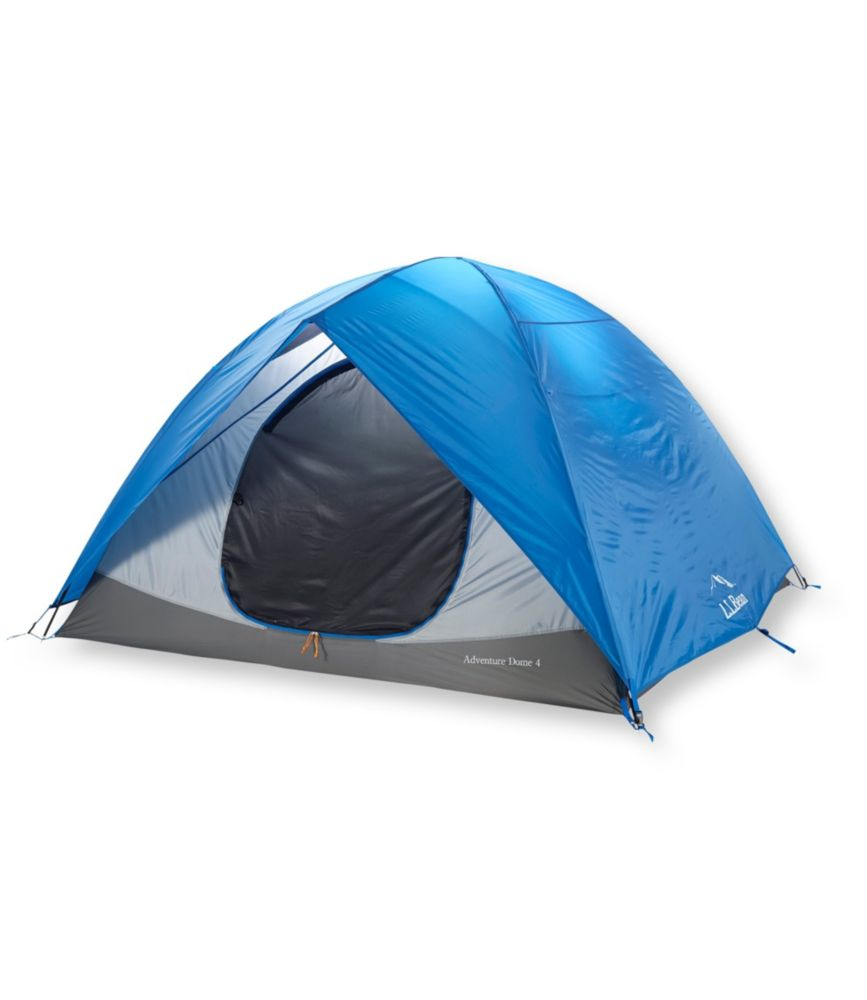 Zoom in ...  sc 1 st  LLBean & Adventure Dome 4-Person Tent