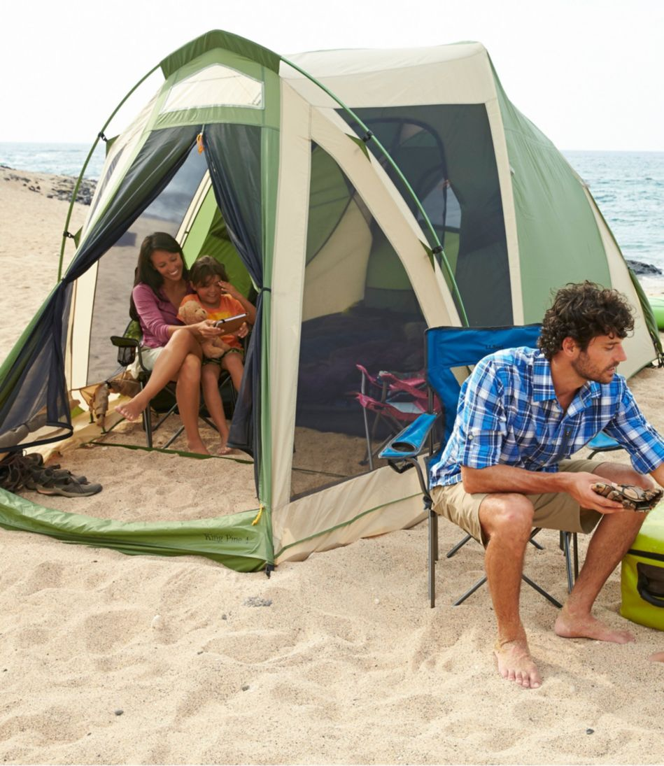 King Pine 4-Person Tent