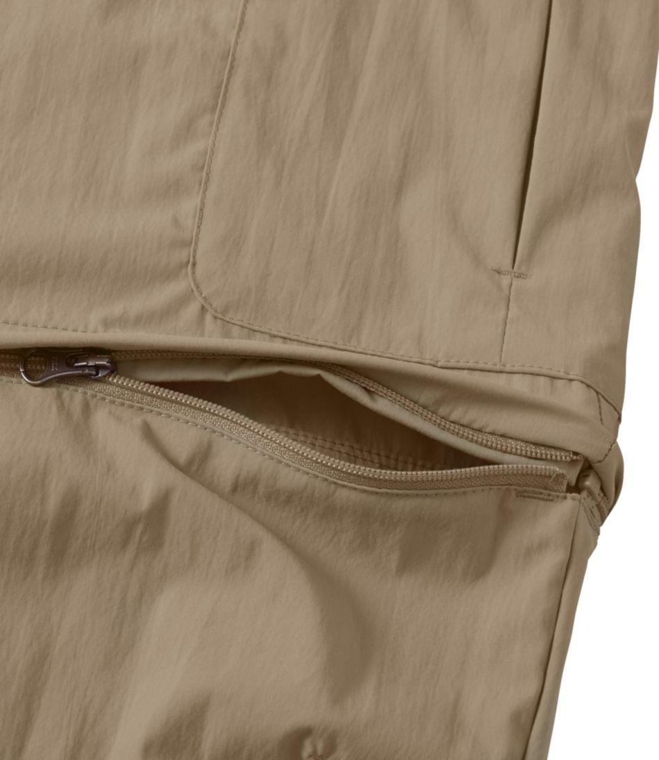 Men's Tropicwear Zip-Leg Pants