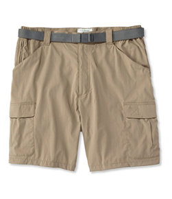 "Men's Tropicwear Cargo Shorts, 7"" Inseam"