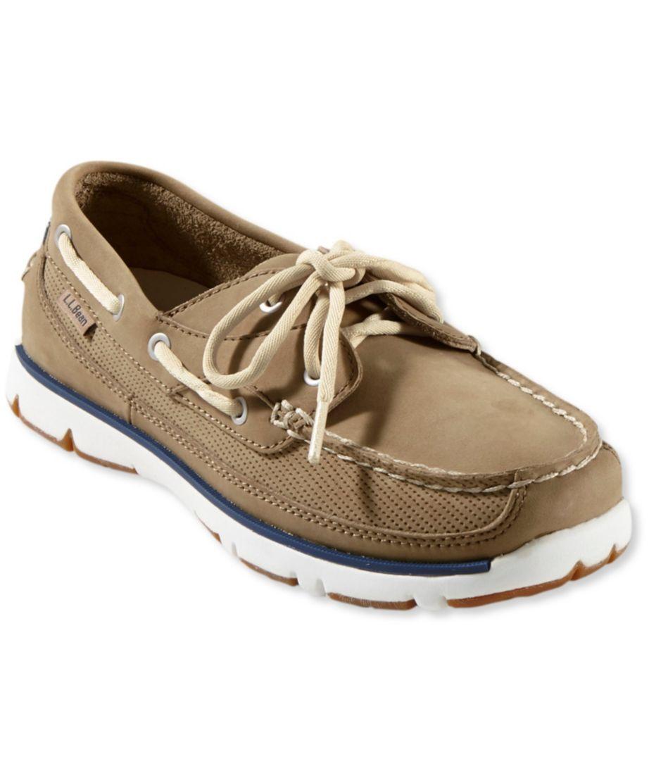 Women's Portlander Free Flex Boat Shoes