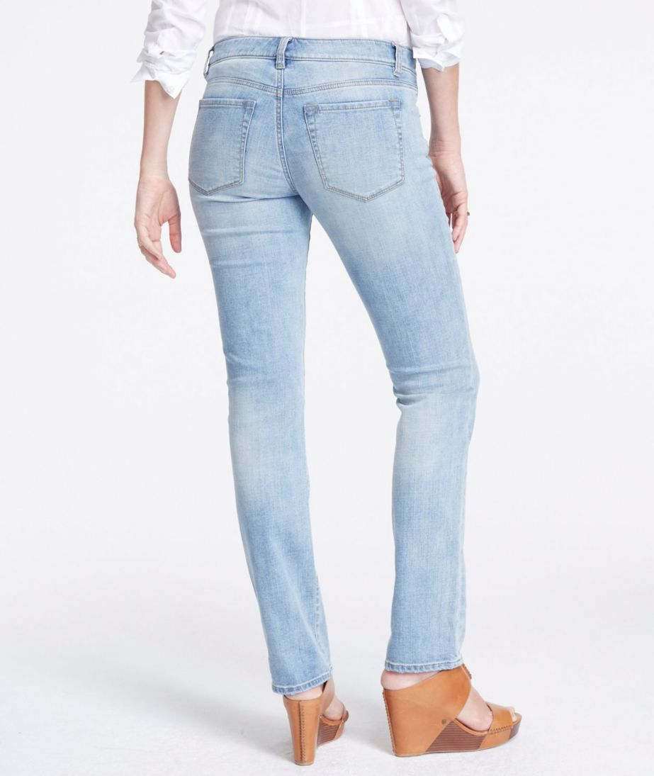 Signature Original Straight-Leg Jeans