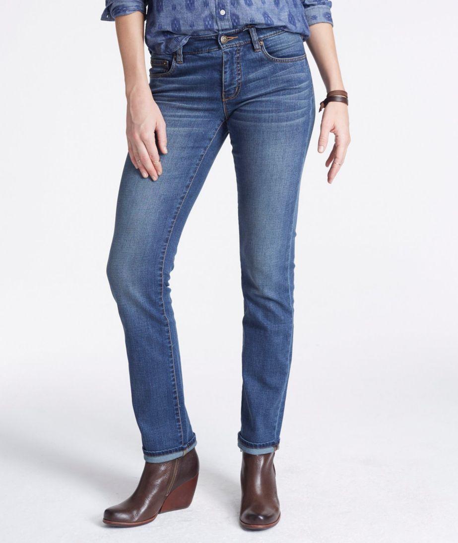 Signature Original Straight-Leg Jeans