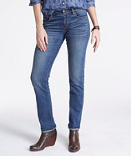 Women's Signature Original Straight-Leg Jeans