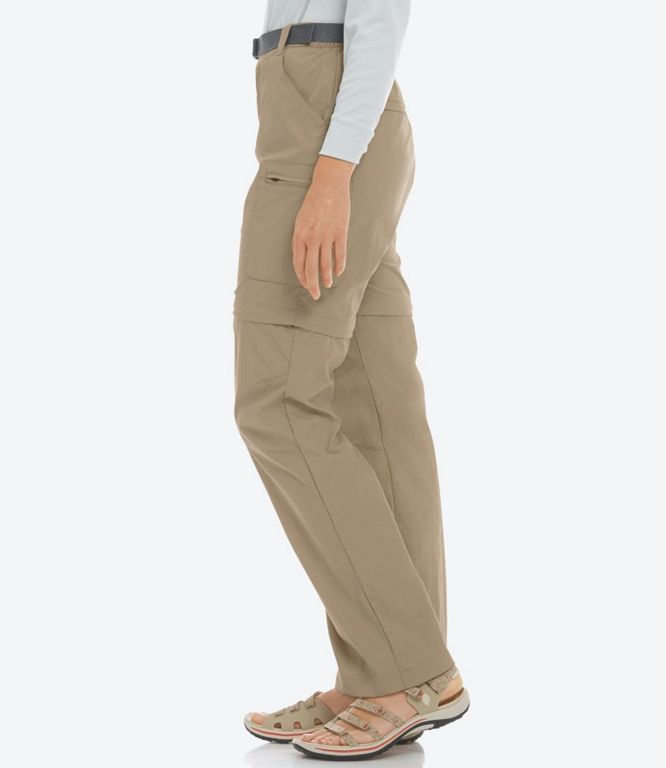 Women's Tropicwear Zip-Leg Pants