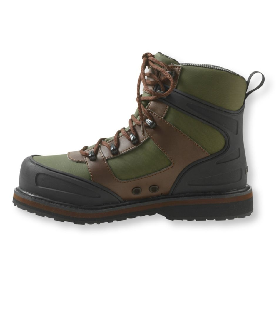West Branch Wading Boots, Studded