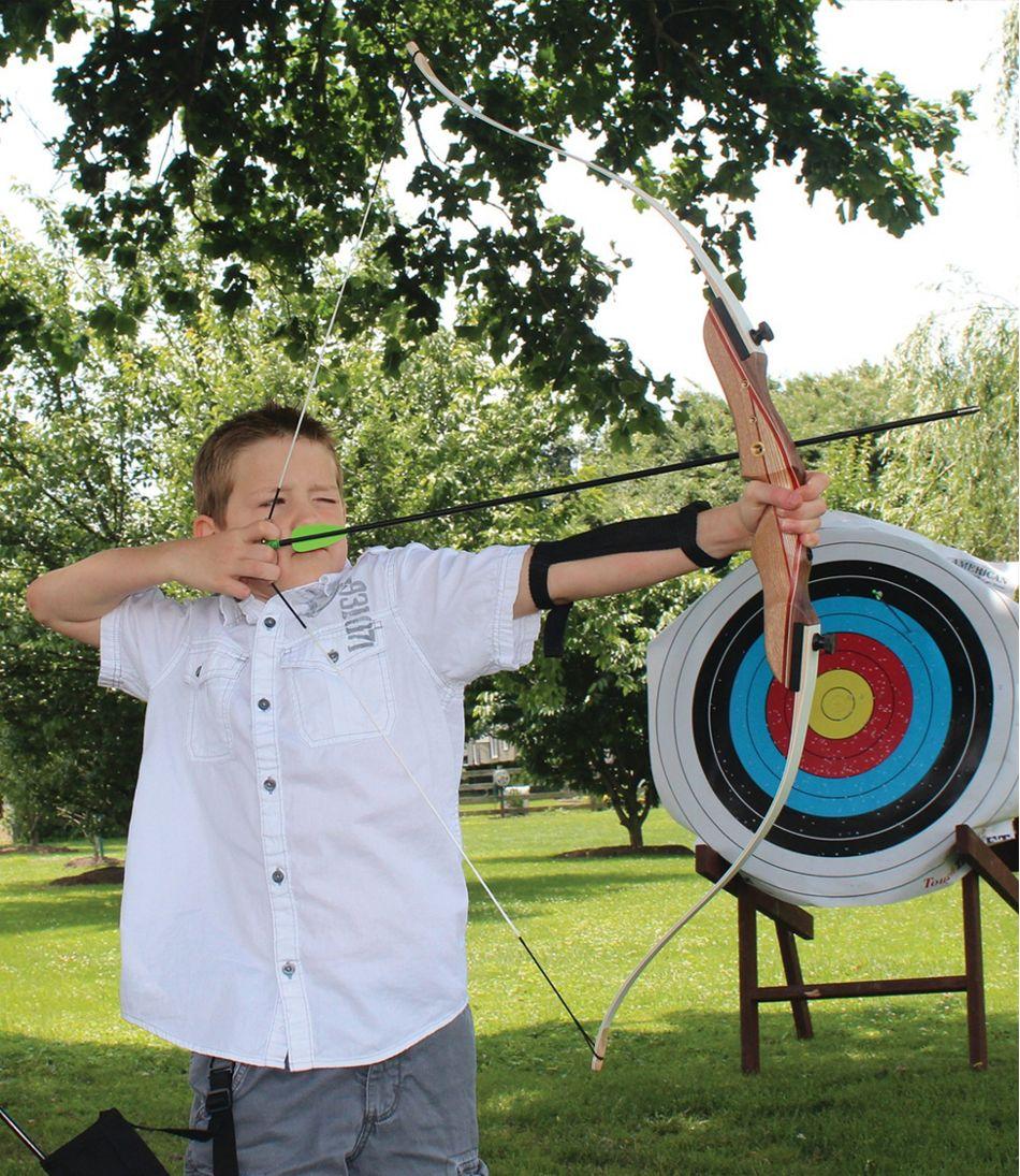 L.L.Bean First Shot Archery Set