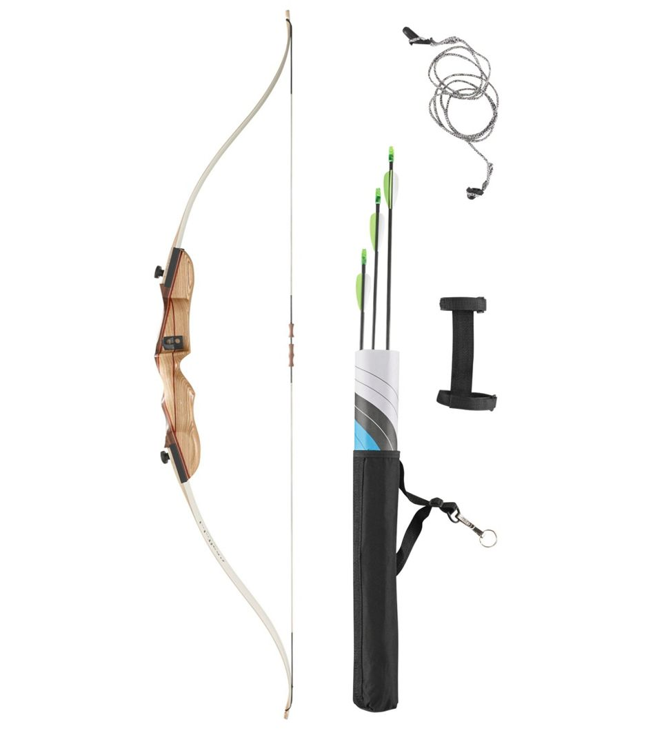 L.L.Bean First Shot Archery Set