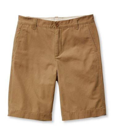 Signature Washed-Canvas Cloth Short