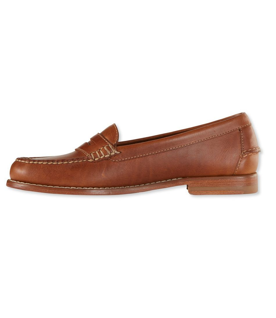 153ec3be7d8 Signature Handsewn Leather Loafer