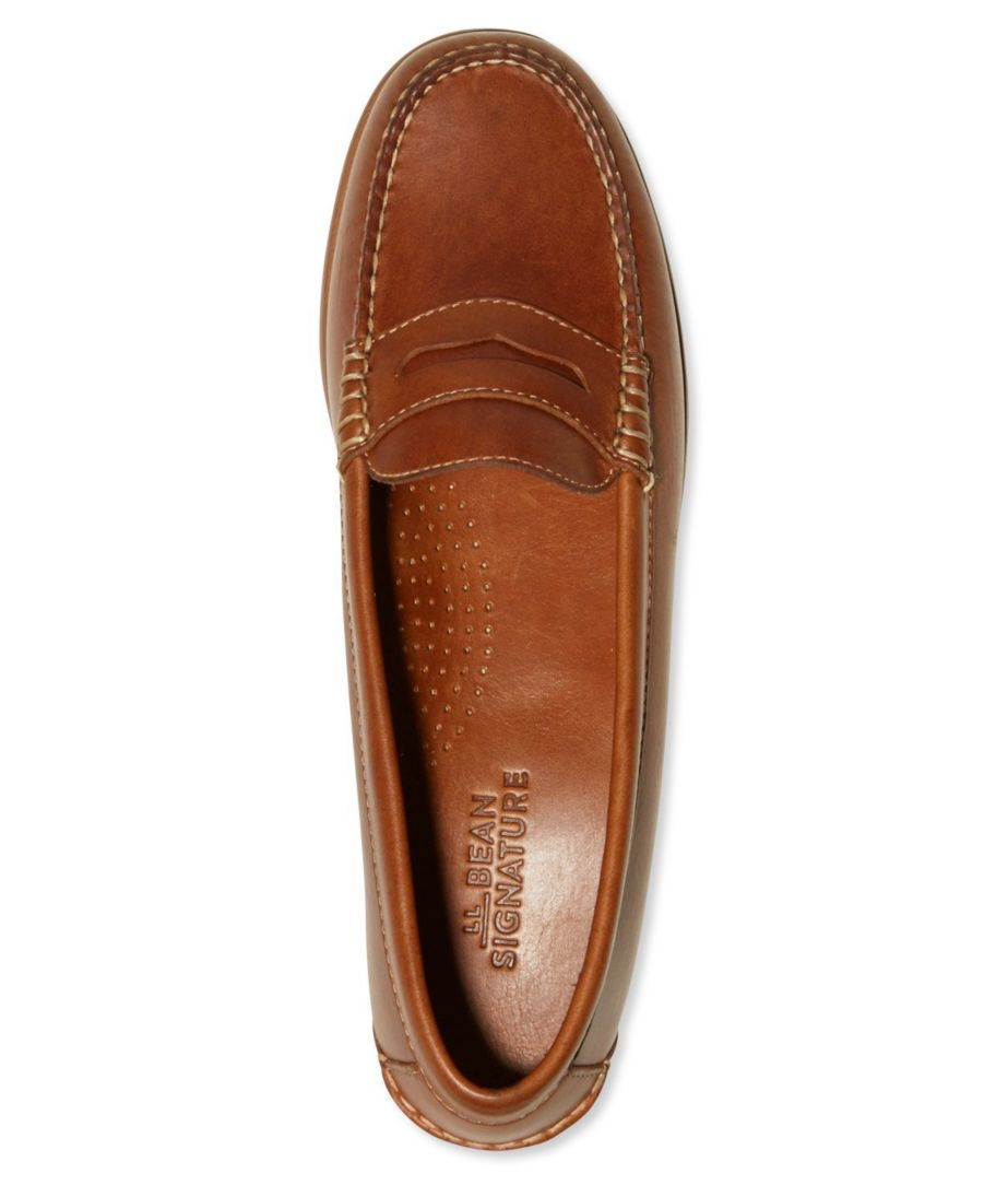 Signature Handsewn Leather Loafer