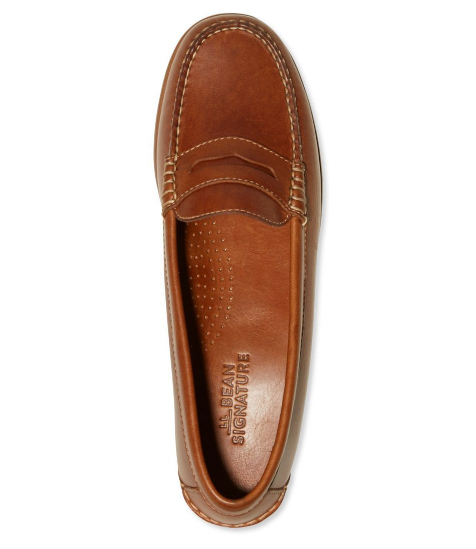 Women's Signature Handsewn Leather Loafer