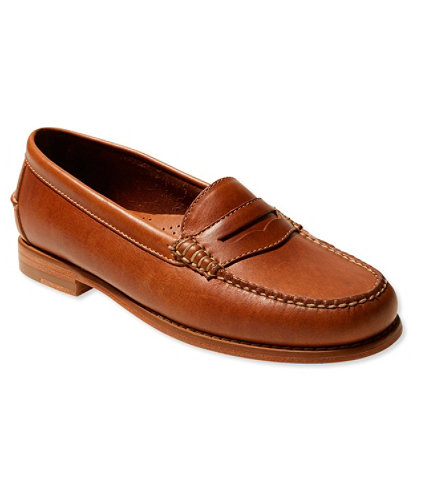 edd44b9c133 Signature Handsewn Leather Loafer