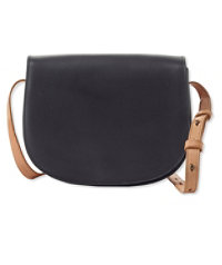 Signature Leather Crossbody