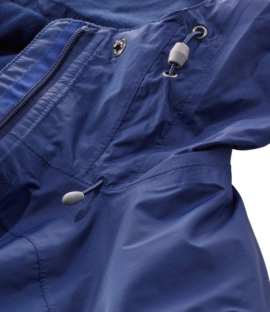 Women's Trail Model Rain Jacket, Fleece-Lined