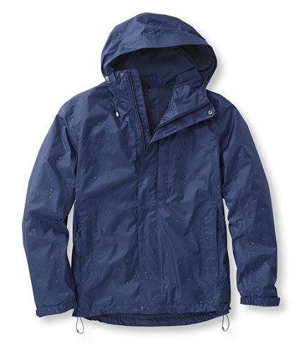 Men's Trail Model Rain Jacket, Fleece-Lined | Free Shipping at ...