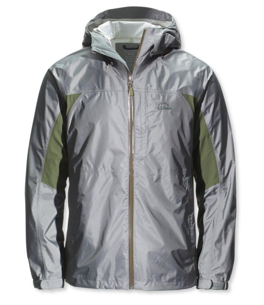 L.L.Bean Cloudburst Rain Jacket