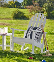 All-Weather Adirondack Rocker