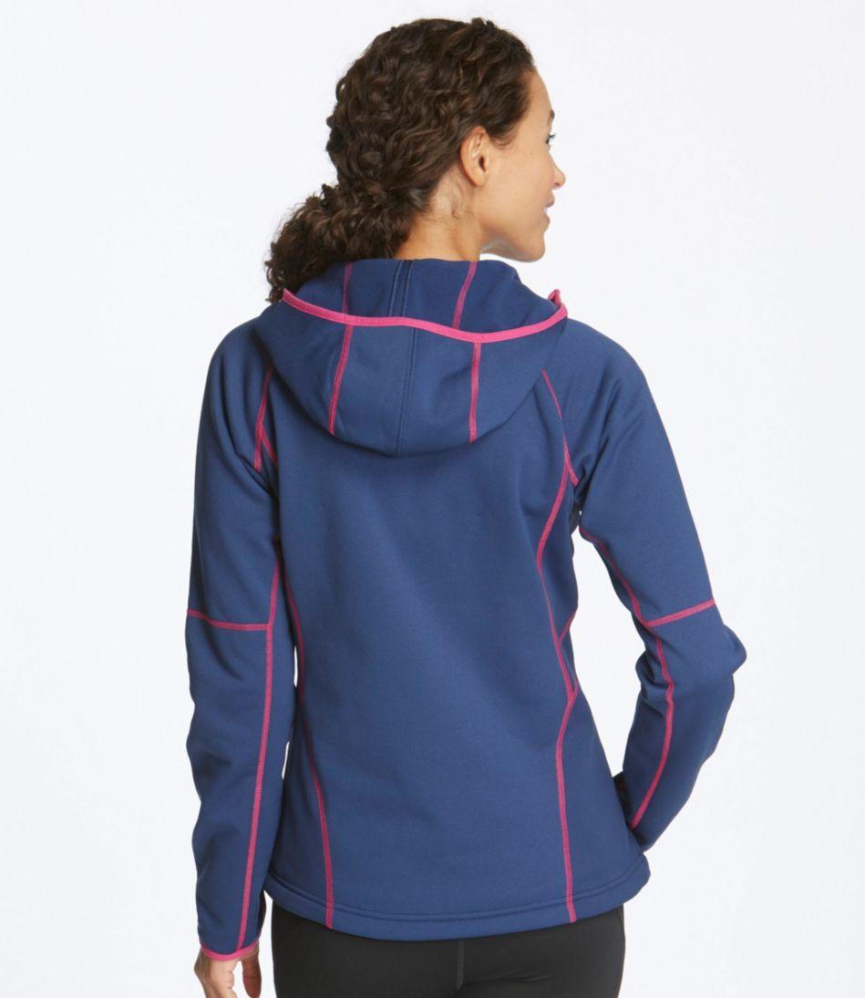 L.L.Bean ProStretch Fleece Jacket, Hooded