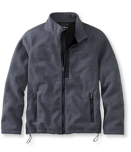 Windproof Sweater Fleece Jacket | Free Shipping at L.L.Bean