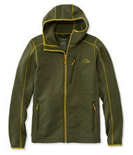 L.L.Bean ProStretch Fleece Jacket, Hooded