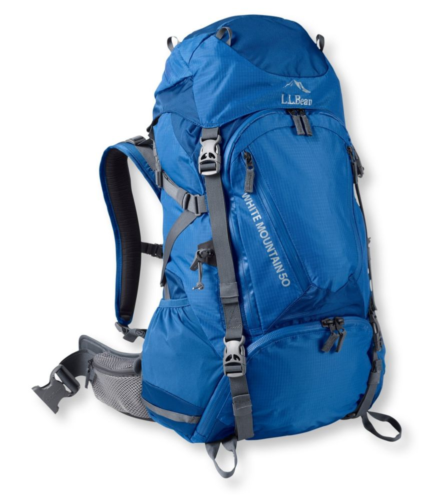 photo: L.L.Bean Kids' White Mountain Pack weekend pack (3,000 - 4,499 cu in)