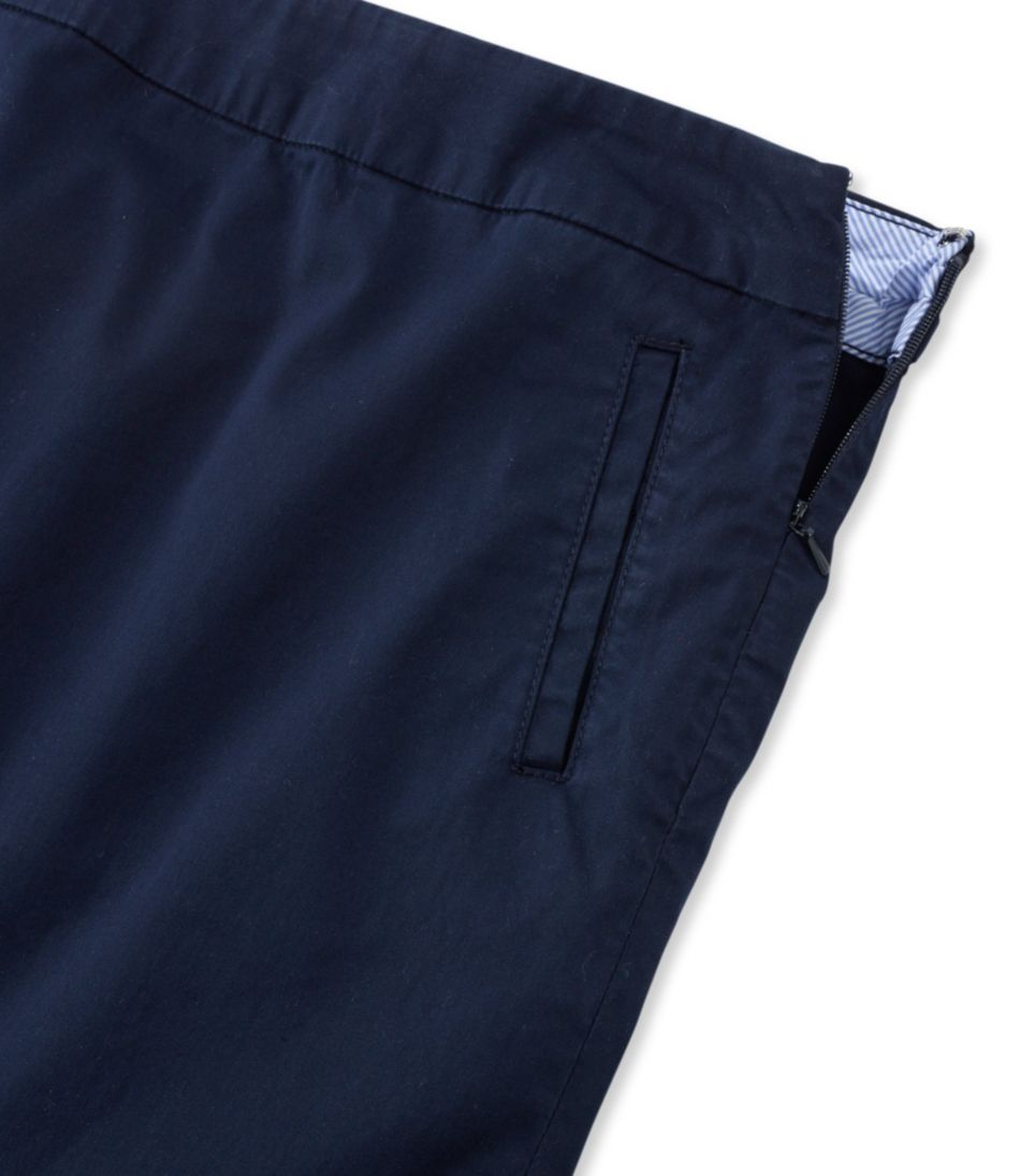 Washed Chinos, Skirt