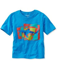 Boys' Short-Sleeve Graphic Tees