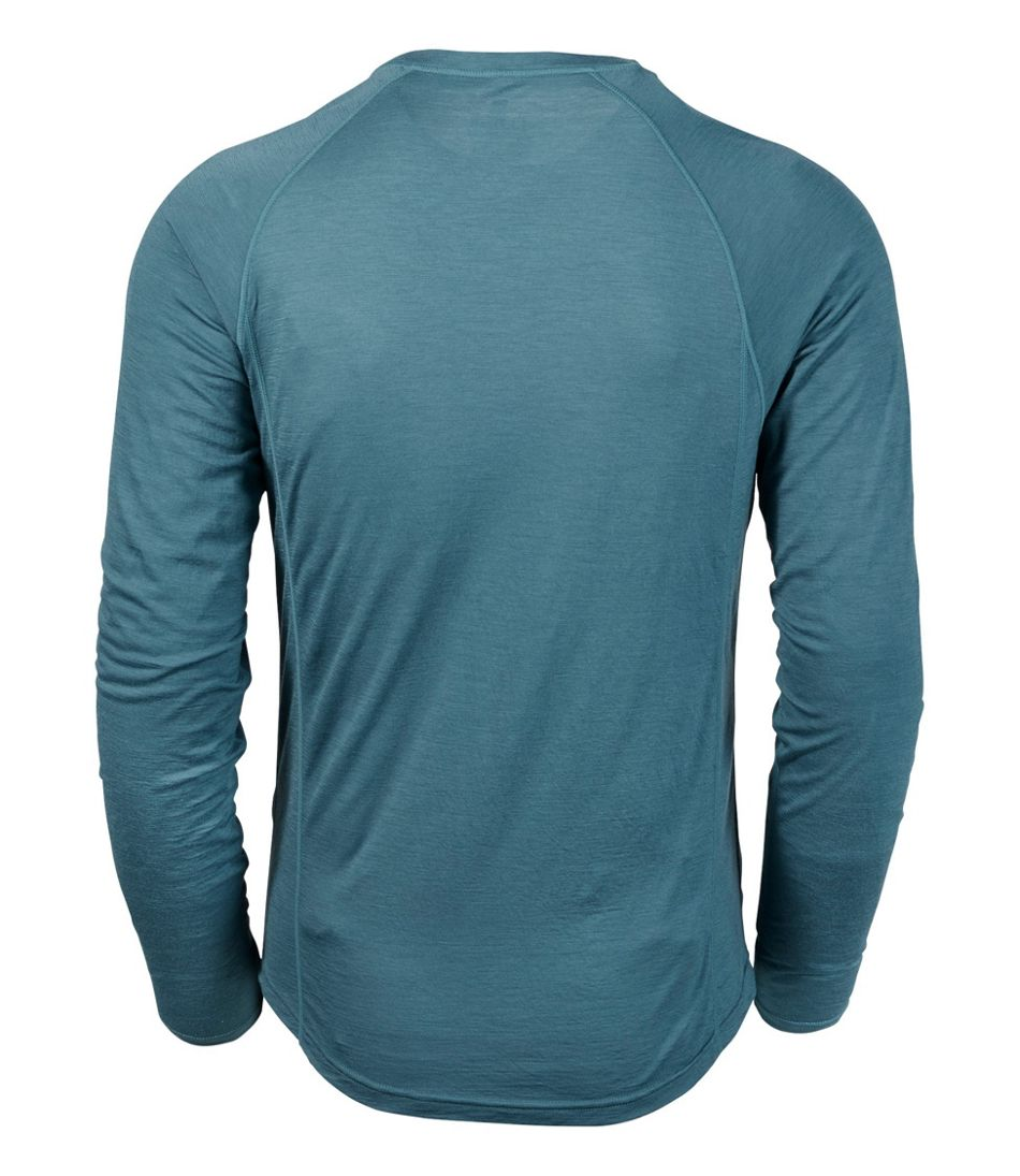 Men's Cresta Wool Ultralight 150 Base Layer, Long-Sleeve