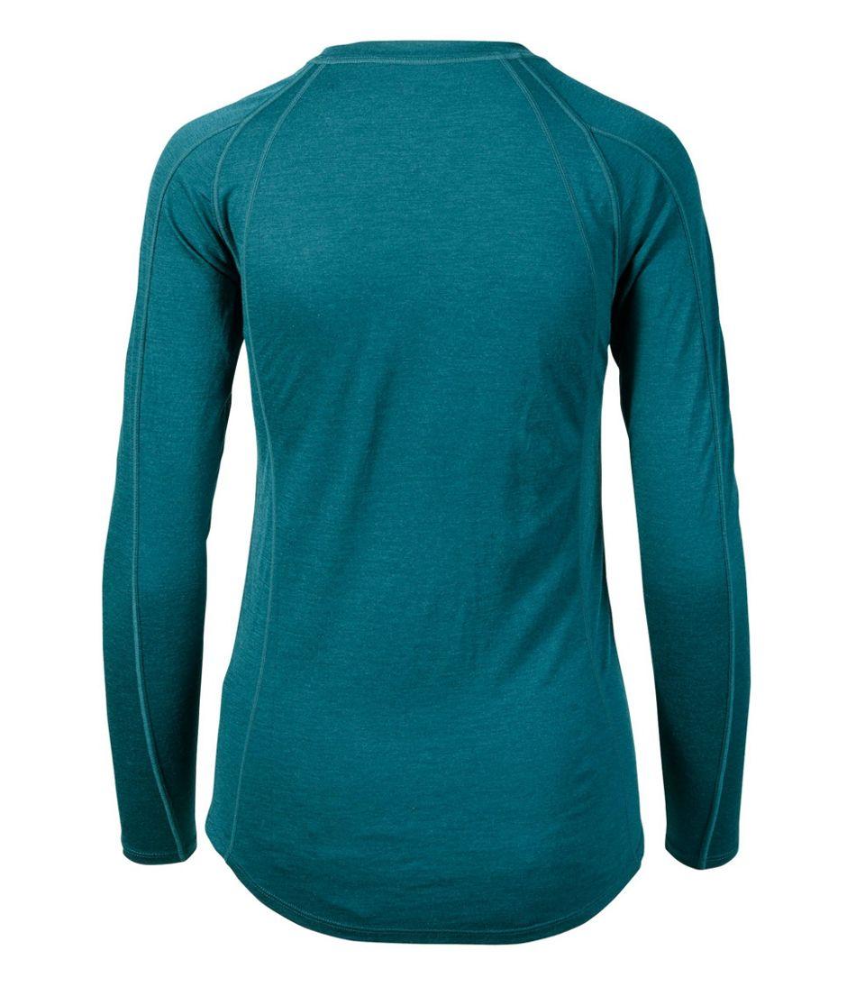 Womens Cresta Wool Ultralight 150 Base Layer Long Sleeve