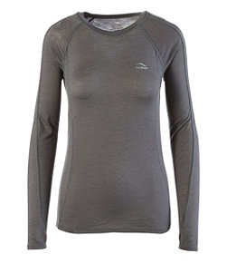 Women's Cresta Wool Ultralight 150 Base Layer, Long-Sleeve