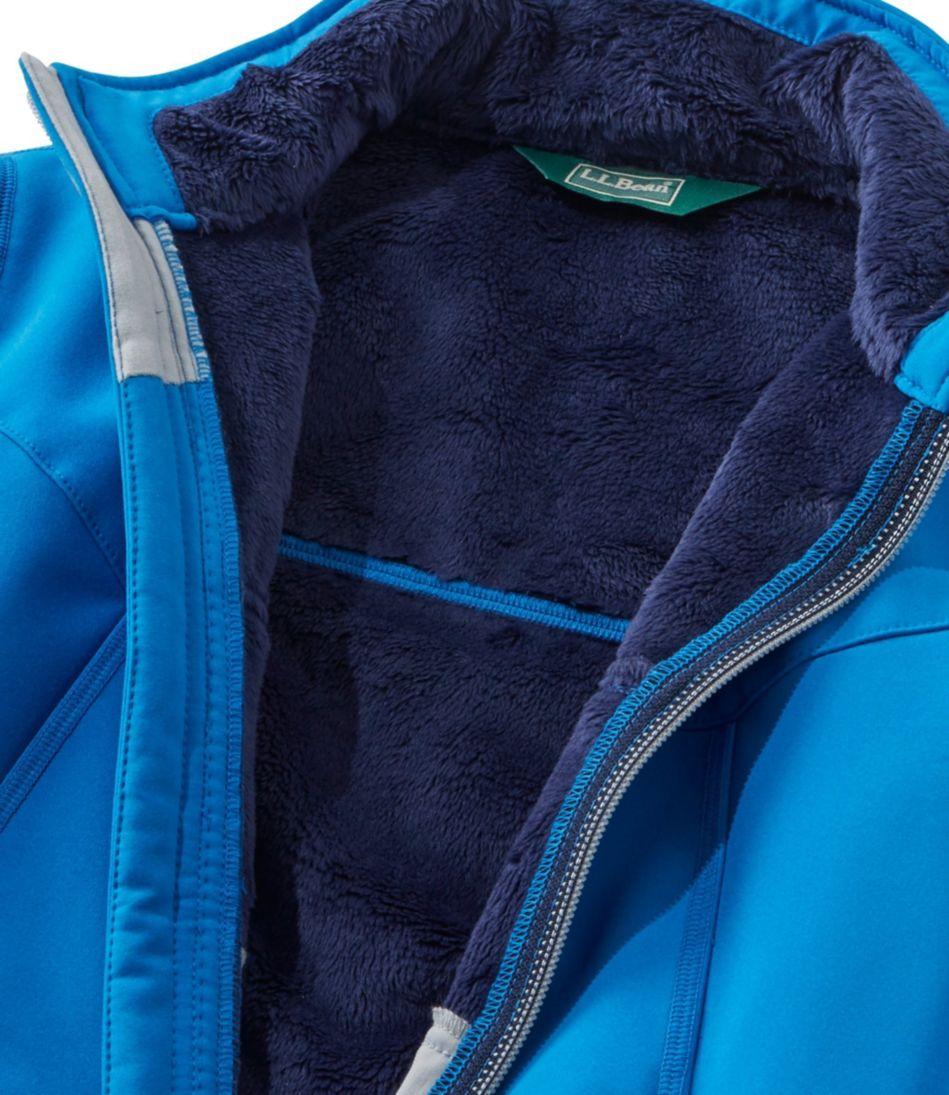 Boys' Wonderfleece Soft-Shell Jacket