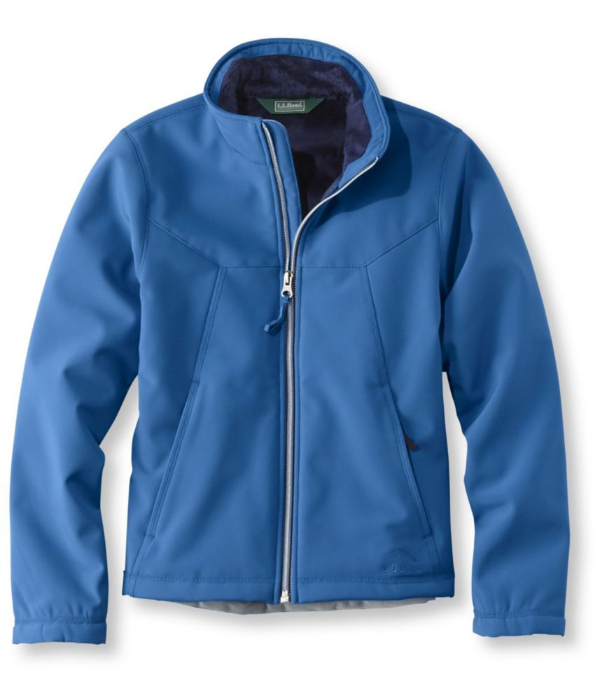 photo: L.L.Bean Wonderfleece Soft-Shell Jacket soft shell jacket
