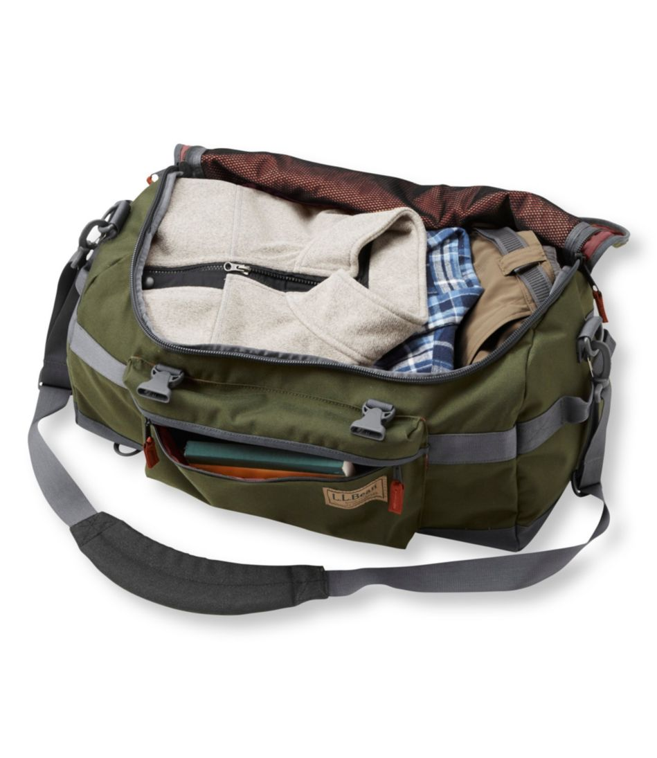 Continental Soft Duffle Pack, Medium