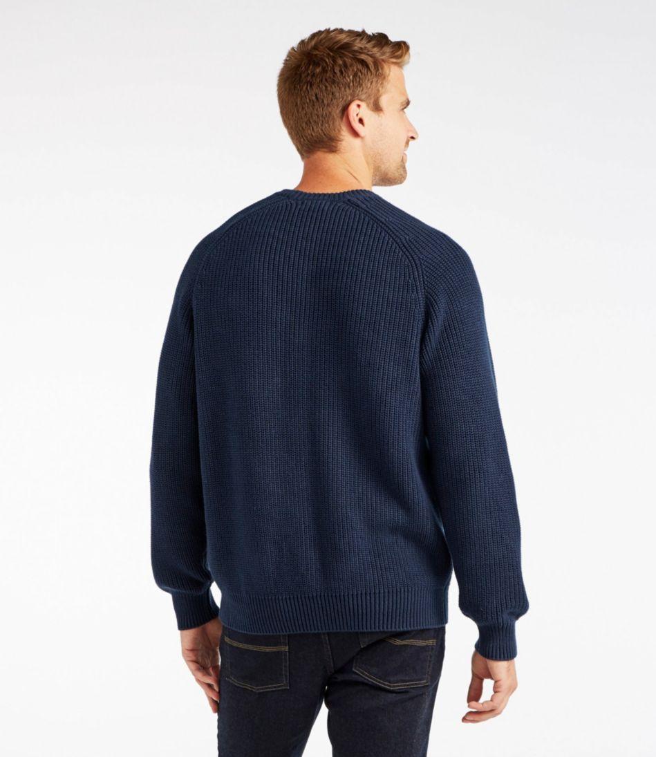 Blue Jean Sweater, Crewneck