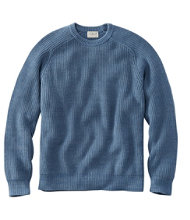 Blue Jean Sweater, Crewneck