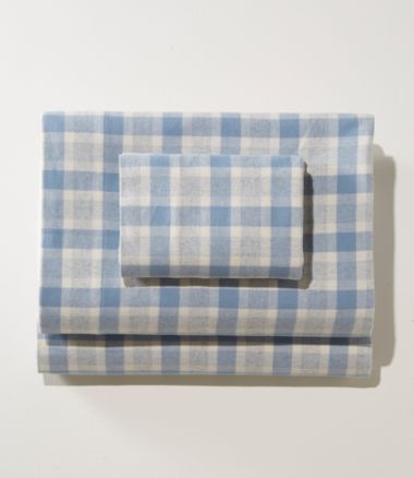 Ultrasoft Comfort Flannel Sheet Set, Plaid
