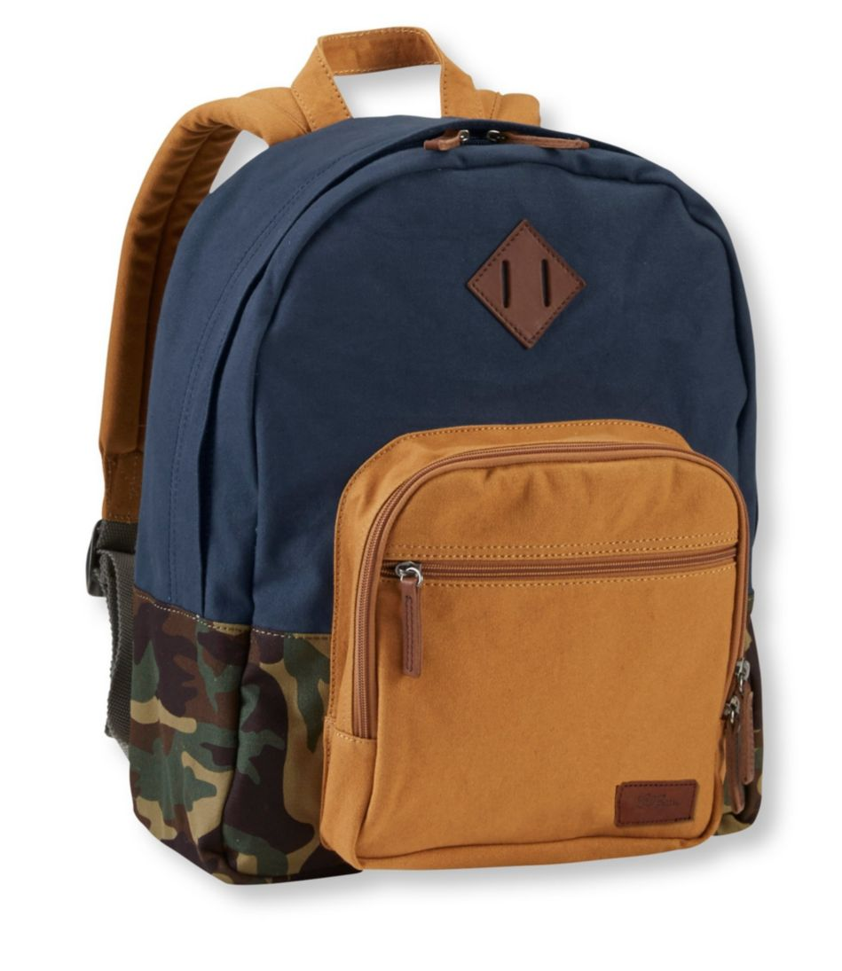 Field Canvas Classic Backpack
