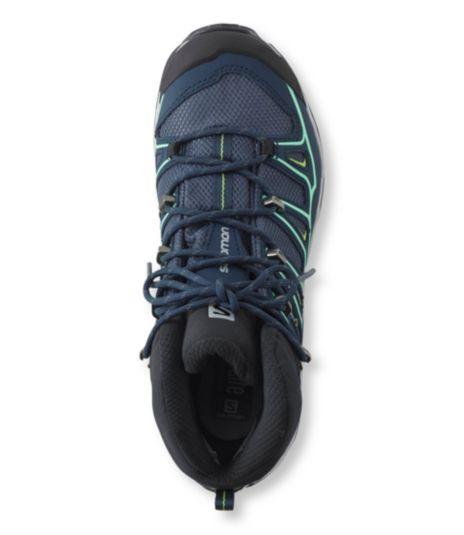 Women's Salomon X Ultra Mid 2 Gore-Tex Hiking Boots